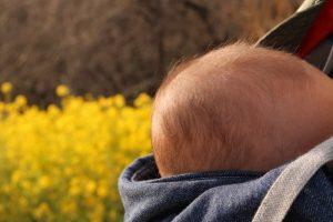 赤ちゃんと初めての旅行