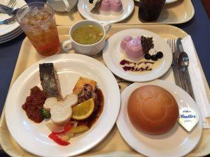TDS キャラクターダイニングレストラン「ホライズン・ベイ」