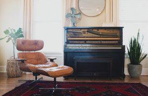ピアノの置き方