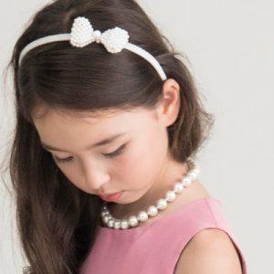ピアノ発表会ヘアアクセサリー カチューシャ