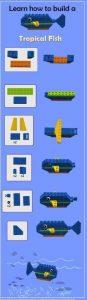 LEGO(レゴ)は子供の能力を切り開く 〜 レゴ アイデア15選!!
