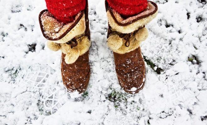 寒い季節「しもやけになりたくない」とビクビクしていた自分が「しもやけ」から免れている理由