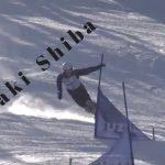 斯波正樹(しばまさき)さん 〜平昌オリンピック スノーボード男子パラレル大回転に挑む