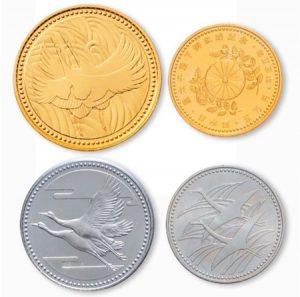 皇太子殿下の御即位記念硬貨はいつ発売されるの?申込み方法は?
