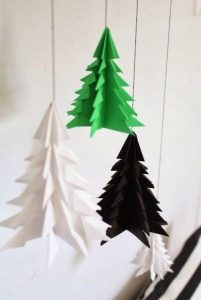 クリスマスツリーを親子で楽しく作って楽しむ方法