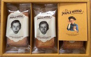 【ザ・ メープルマニア】大人気メープル菓子が羽田空港にあるよ