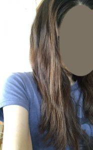 くせ毛で絡まる髪にゴクビプロ グリーンティーアロマシャンプーを使った口コミ